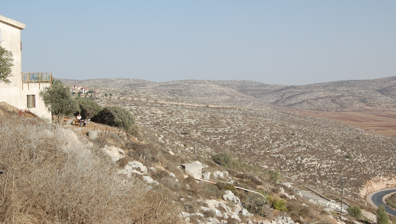 Beit el - Bethel - (means house of God)