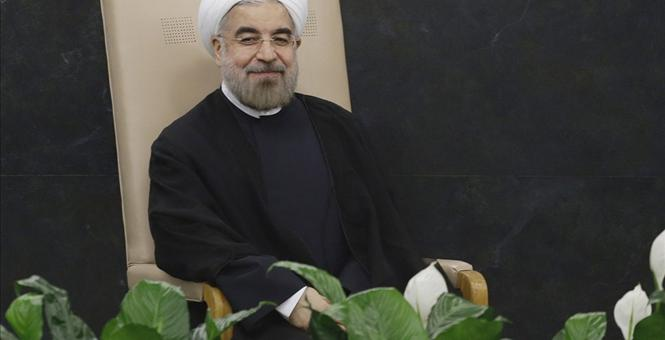 Pres Rouhani - source of image unknown