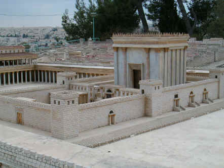 temple is the known as the first temple and the term second temple ...